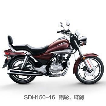 新大洲本田 Shadow焰影SDH150-16