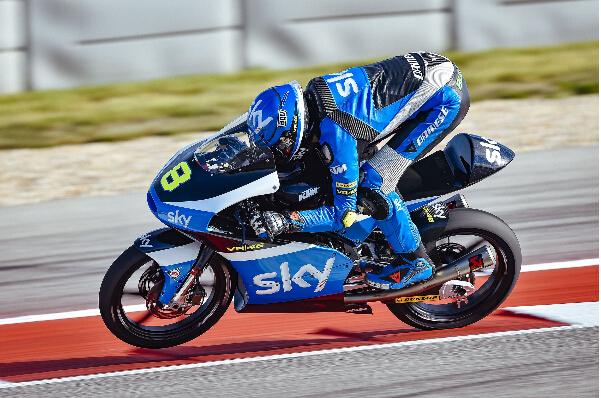 2016MotoGP美��站:Moto3,直�加速的新姿��