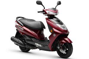 雅马哈 Yamaha ZY125T-5