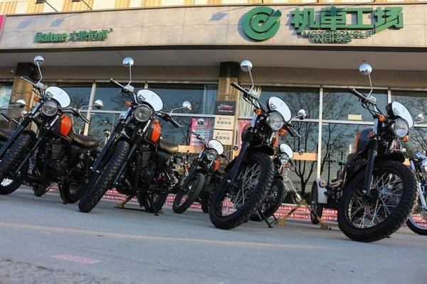 国产最牛复古400摩托车的隐藏功能大揭秘
