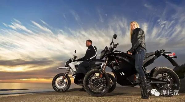 寂静的狂野―大排电动摩托车ZEROSR超爽试驾