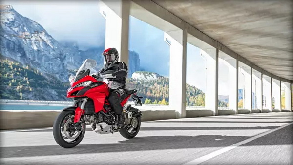 杜卡迪全新MTS1200S上市发布会&新车试驾体验