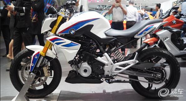 宝马入门摩托G310R国内首发或年内上市