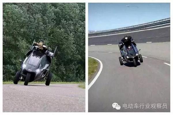 全球首款会飞的摩托车开售,电动车也有这么一天!