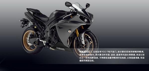雅马哈全新YZF-R1七大局部卖点
