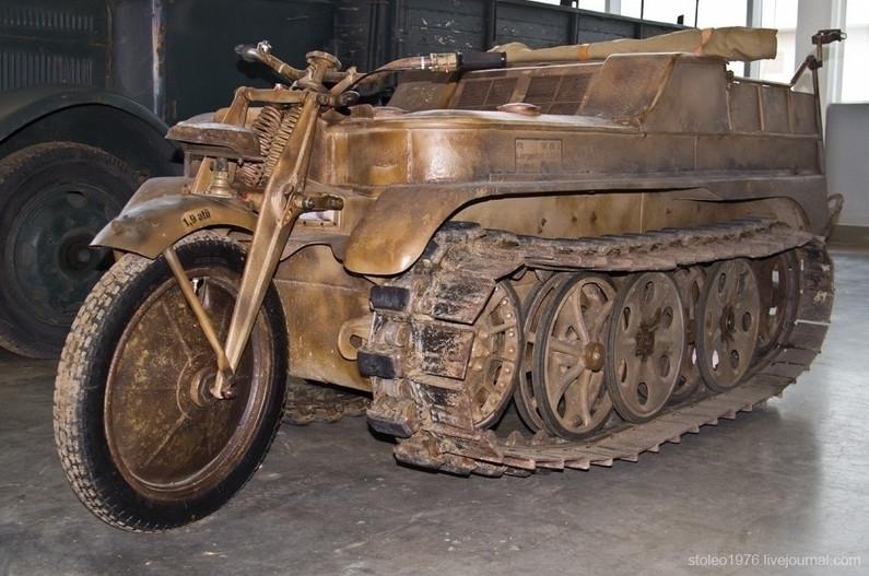 给中国长江750摩托车找爹:二战摩托车大集锦!