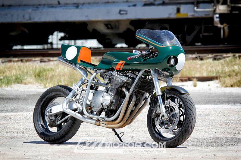 玩得就是DIY!Moto8ight将推出摩托车组装套件