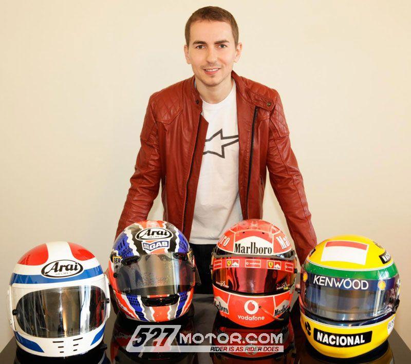 Lorenzo创办赛车冠军博物馆