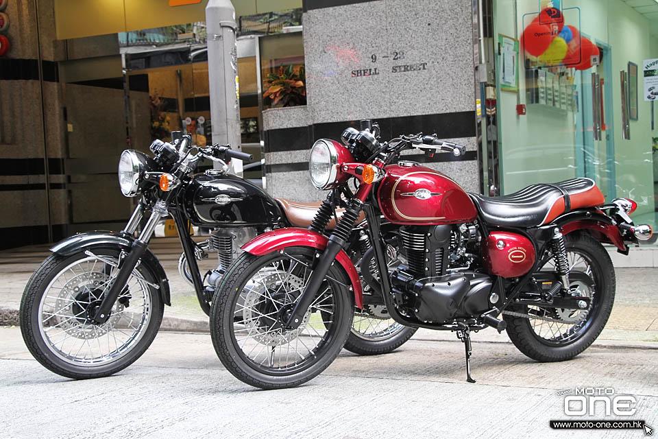 2017 Kawasaki Estrella 250 - TU250 Riders