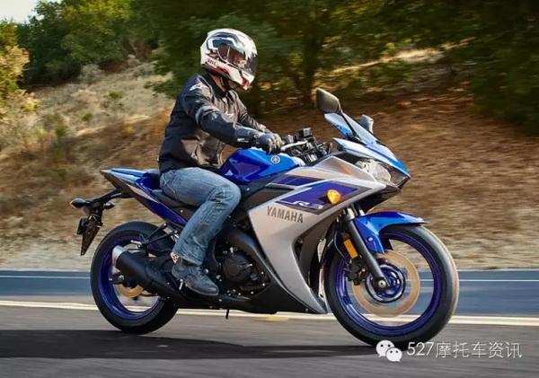 雅马哈将推出赛道版YZF-R25&R3?