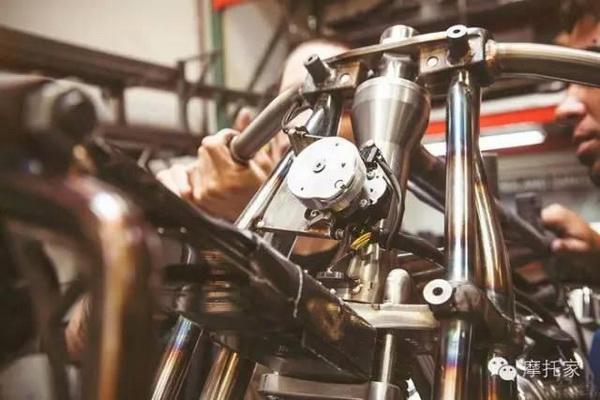 摩托车万能着车电路图