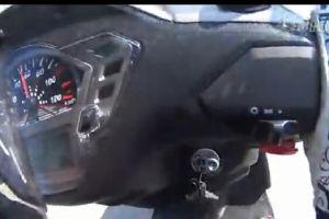 豪爵VR150 极速测试