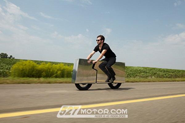 Snoped——颠覆摩托车的异类!