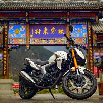 2016款力帆/LIFAN KPS200摩托车街车水冷电喷六档送豪华大礼包邮