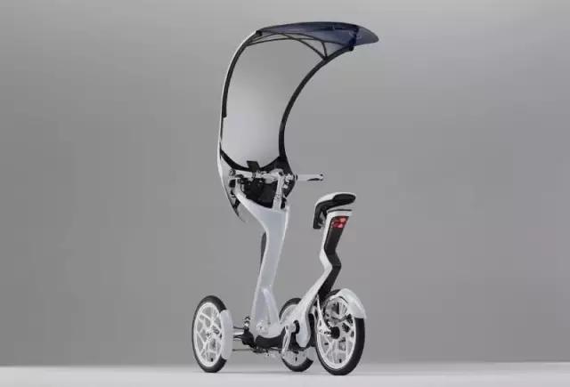 雅马哈发布新款概念摩托车:05GEN