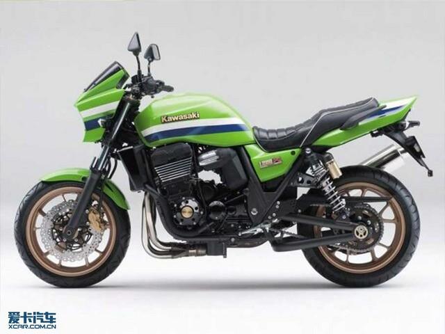 经典依旧川崎发布ZRX1200DAEG最终版