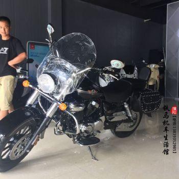 钱江凯威QJ250-J美式太子巡航车 电喷V型双缸 可店内上牌 现货