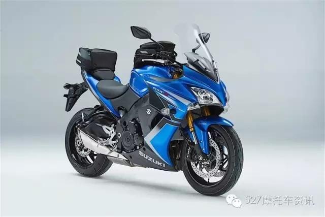 铃木发布GSX-S1000/GSX-S1000F8.3万起售