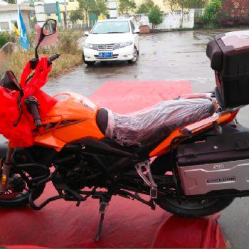宗申摩托车RX1都市休旅ZS150-51水冷ZS200-51电喷专业赛车男摩托