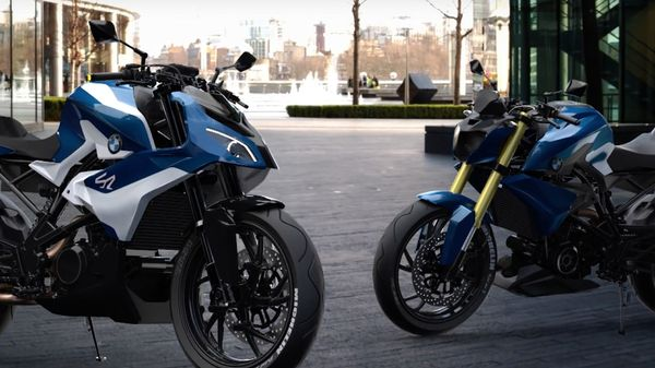 这些宝马概念摩托车,哪款能量产?