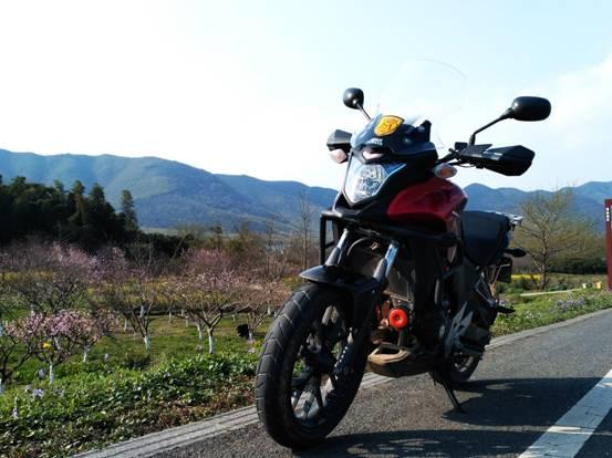 试骑本田CB500X,有种说不出来的味道