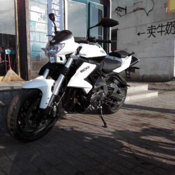 钱江 黄龙BN600i(欧洲版