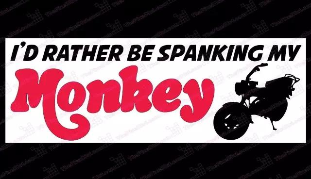 本田50CCMonkey摩托车将于8月底停产