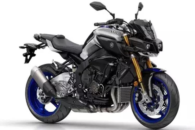 雅马哈 Yamaha MT-10 SP