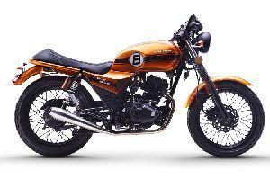 宗申都市复古车week8 ZS150-52新款摩托车