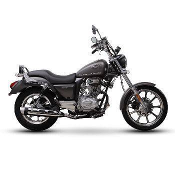 宗申摩托车ZS150-58美式太子车休旅RA1重金属