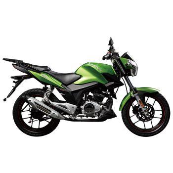 宗申摩托车整车Z-one 12新款运动型街跑车骑式车125cc