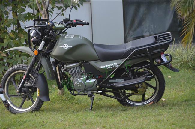 银钢YG150-6F山地王摩旅版摩托车200cc整车