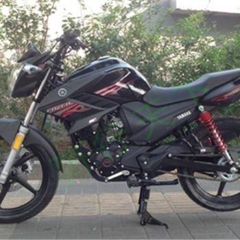 正品包邮YAMAHA 建设-雅马哈飞致150 YS150电喷摩托车跨骑车街车