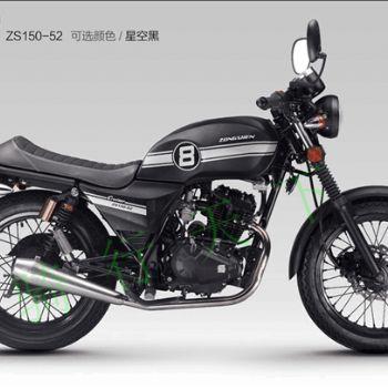 宗申摩托车 WEEK8复古车升级版世界杯纪念版 众筹猜冠军奖500元