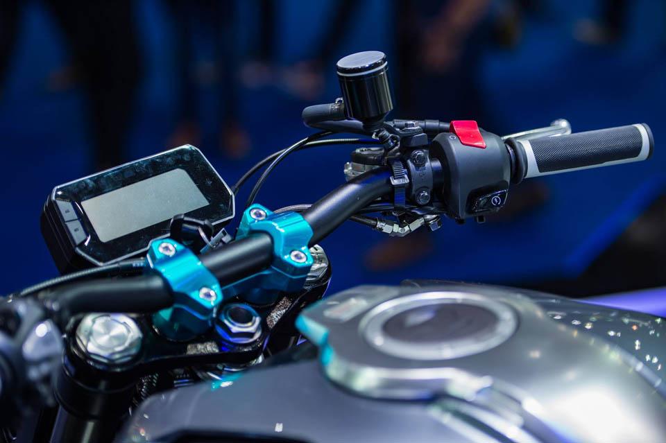本田又来炫设计了:新摩托外观太毒