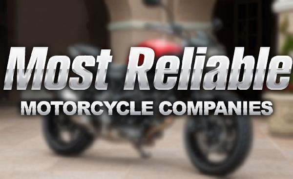 全球最可靠摩托车调查 这些品牌都上榜了