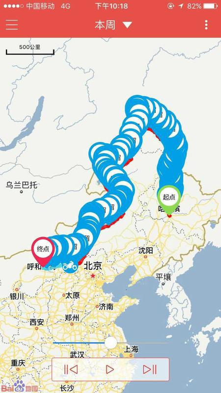 小樊和小黄的壮举---环中国骑行(二)