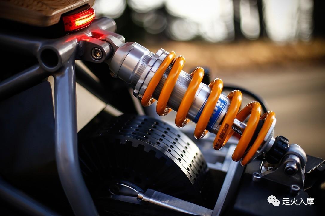 颠覆你对电动车的想法,E-Raw超高端电动摩托车