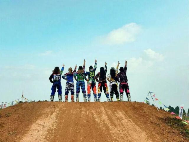 铁力桃源湖杯中国越野摩托车邀请赛即将开赛