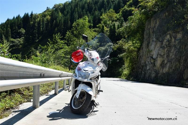 豪爵VR1503个月使用加山路测试报告