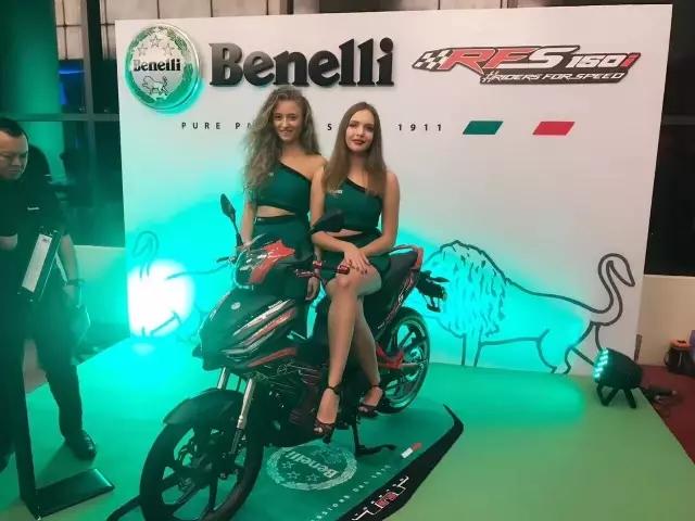 贝纳利海外发布150弯梁车RFS150i