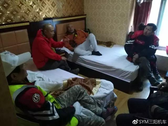 不老骑士勇闯天路―茶马古道第一渡(雅江)