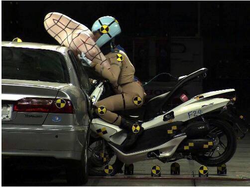 本田将开发针对小型摩托车的安全气囊