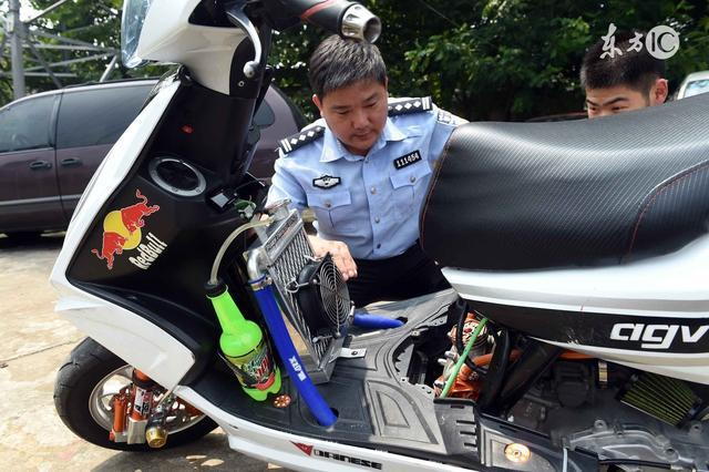 是谁治好了摩托车不挂牌的病?