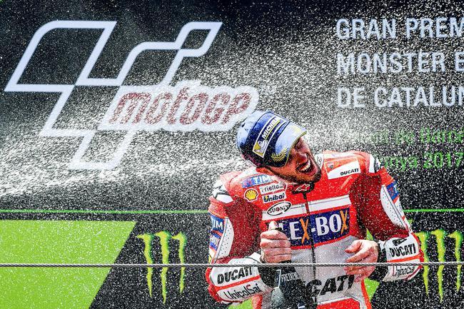 MotoGP西班牙站:多维茨奥索两连冠
