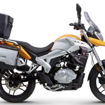 宗申RX1200cc电喷拉力车 带三箱ZS200-51