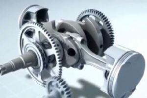 AG引擎制作过程, 精密程度难以想象