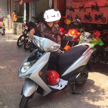 YAMAHA雅马哈赛鹰踏板车JYM125T,电喷125CC原厂正品踏板车
