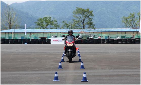 铃木摩托车骑行学院SRA-杭州站顺利落幕