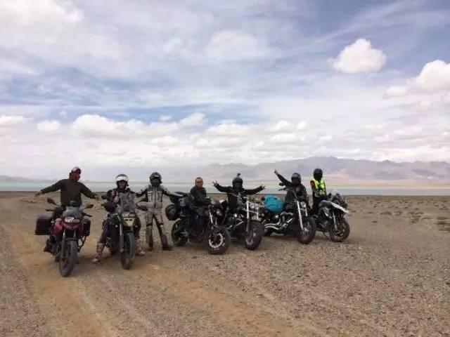 无兄弟不远骑,感谢摩托车让我与兄弟们结缘